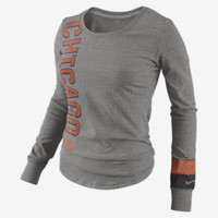 NIKE GO LONG LONG-SLEEVE (NFL BEARS)