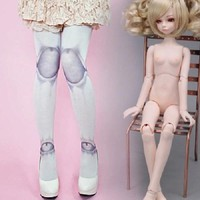 Ball Joint Doll Pantyhose Tights
