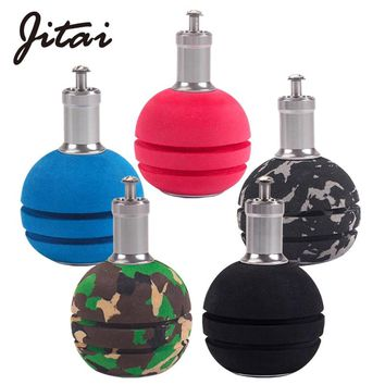 JITAI Fishing Reel Handle Knobs For Fish Tackle Equipment Accessory Baitcasting Fishing Reels Component Many Colors for Choose
