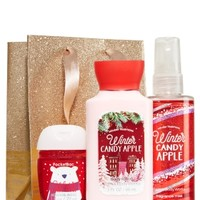 Travel Treats Gift Kit Winter Candy Apple