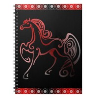 Horse Tails Notebook