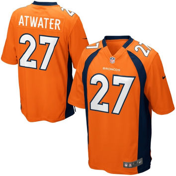 Steve Atwater Denver Broncos Nike Retired Player Game Jersey – Orange