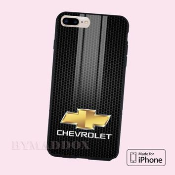 Chevy Chevrolet Black Grill Logo Automotive CASE iPhone 6s/6s+7/7+8/8+X, Samsung