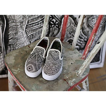 OTW Gallery Slip-On | Shop Classic Shoes at Vans