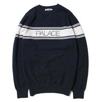 Palace Sweater Jackets Men Cardigan Brand Pullover Winter 2017 Cashmere Casual Knit Fashion Christmas Pull Homme Hiver Erkek Kazak
