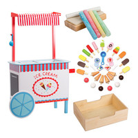 Ice Cream Cart Play Set