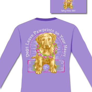 Pawprints - Adult - Long Sleeve