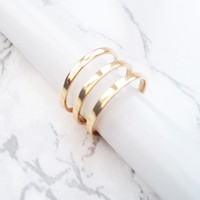 Triple Up Ring