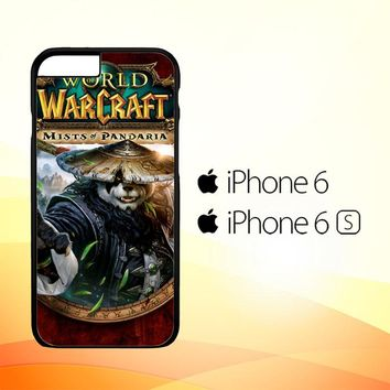World of Warcraft Guardian Druid Mists of Pandaria Z0652 iPhone 6|6S Case
