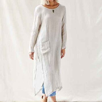 Urban Renewal Long Sleeved Tunic Dress