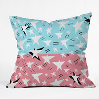 Amy Smith They Come In All Sizes Throw Pillow