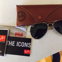 Cheap Ray-Ban Aviator Classic Sunglasses outlet