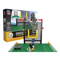 Endzone Set: Pittsburgh Steelers | OYO Sports | NFL Minifigures & Buildables