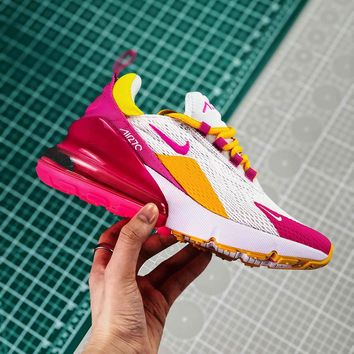 Newest Nike Air Max 270 Sport Running Shoes Style #4 - Best Online Sale