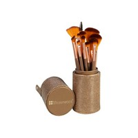 Shimmering Bronze - 12 Piece Brush Set - Brush Sets - Brushes