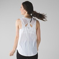 Lululemon Fashion Yoga Sport Gym Tunic Shirt Top Blouse