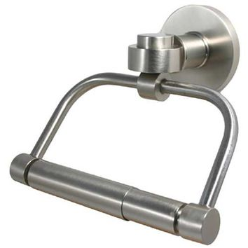 Allied Brass 424-ORB Oil Rubbed Bronze Double Post Toilet Paper Holder - (In Oil Rubbed Bronze)