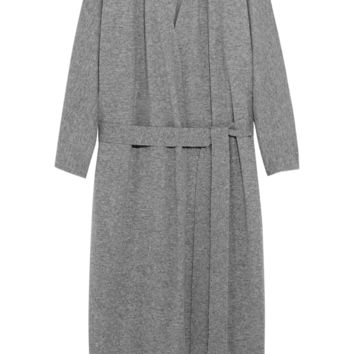 Tomas Maier - Belted cashmere cardigan