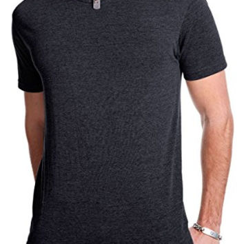 Next Level Apparel Men's TriBlend Knit Crewneck T-Shirt