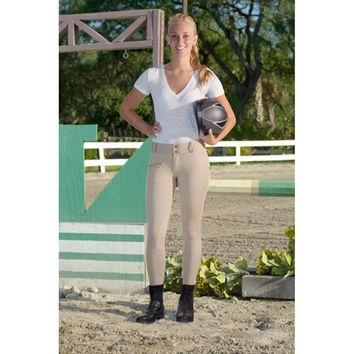 Devon-Aire All Pro Max Wide Waist Band Lo-Rise Knee Patch Breech