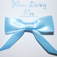 Mini Wendy Darling Hair Bow