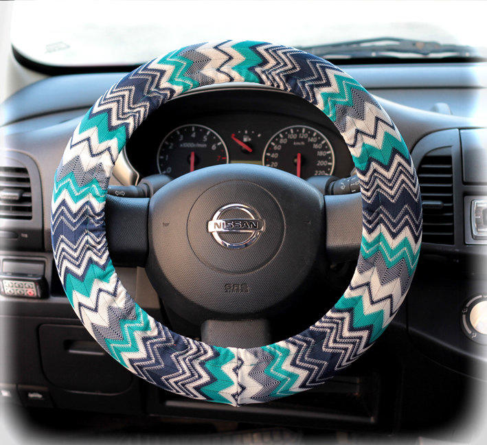 Steering Wheel Cover Bow Wheel Car From Cover Wheel D On Etsy