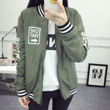 One Way Jacket
