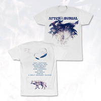 After the Burial - Wolves Within Shirt