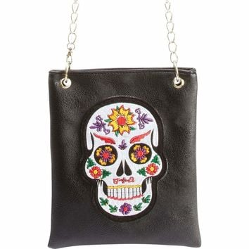 Casual Outfittersª Ladies' Sugar Skull Purse