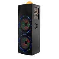 QFX Hi-Fi Tower Speaker with Built-in Amplifier