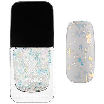 Nail Polish Transformers Top Coats Formula X for Sephora Hyperactive - Chunky Opalescent Glitter
