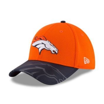 Denver Broncos New Era 39THIRTY NFL Sideline Men's Fitted Cap Hat - Size: M/L
