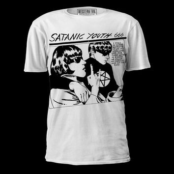 Satanic Youth Shirt by Western Evil