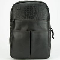Focused Space The Veneer Backpack Black One Size For Men 24857010001