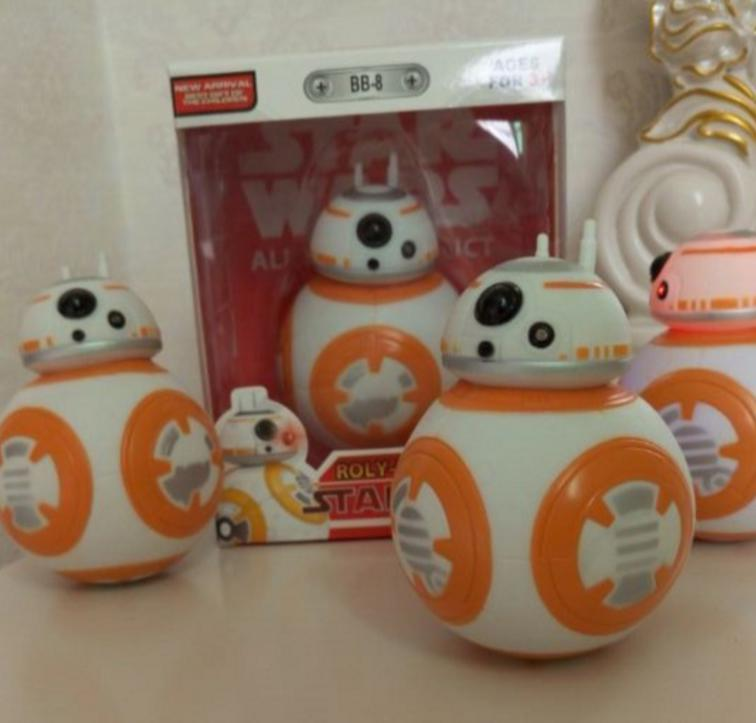 Star Wars The Force Awakens BB8 BB-8 from muffypuffy.com | Baby