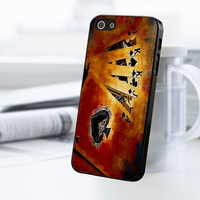 Painted Cards Vintage iPhone 5C Case