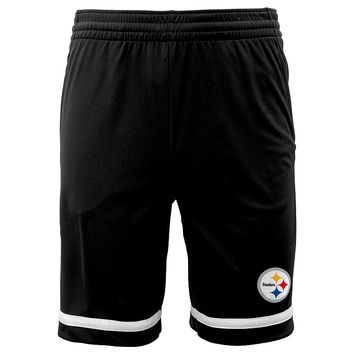 Pittsburgh Steelers Performance Shorts - Boys 8-20, Size:
