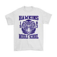 Hawkins Middle School Since 1983 Stranger Things Shirts