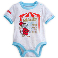 Timothy Mouse Disney Cuddly Bodysuit for Baby