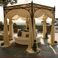 Sun Pad and Stack Seating by La Fete