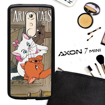 Aristocats Cats C0081 ZTE AXON 7 Mini Case