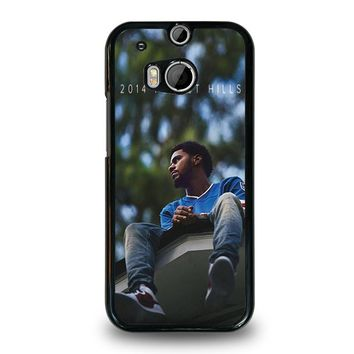 J. COLE FOREST HILLS  HTC One M8 Case Cover