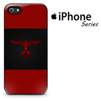 Special!! Mitsubishi Motors Eagle Hard Plastic Case For iPhone 5 6 7 8 X Plus SE