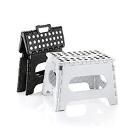 LivingQuarters Folding Step Stool at www.younkers.com