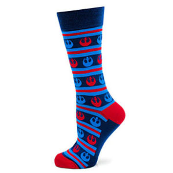 Star Wars Rebel Stripe Dress Socks