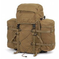 Snugpak 92158 Rocket Pak Camping & Hiking Backpack - 4270 cu.in - Coyote Brown