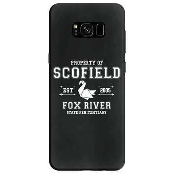 Property of Scofield, Fox River, State Penitentiary Samsung Galaxy S8