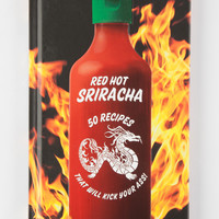 Red Hot Sriracha Recipe Book | Room & Dorm