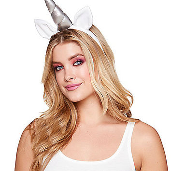Unicorn Headband - Spirithalloween.com