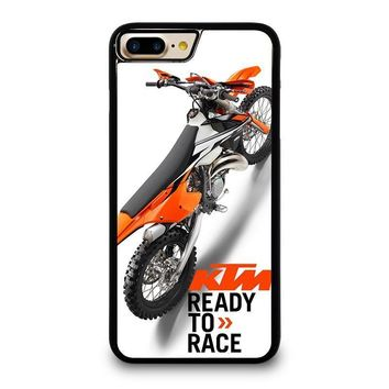 ktm ready to race iphone 4 4s 5 5s se 5c 6 6s 7 8 plus x case  number 1